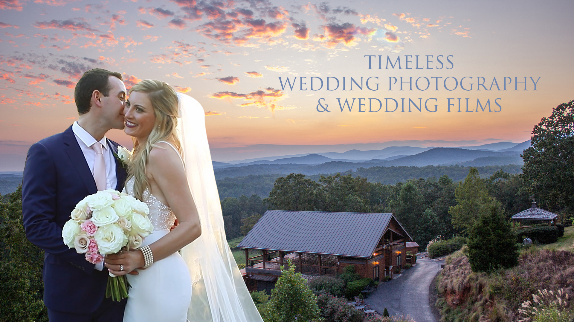 timeless wedding photography and wedding films