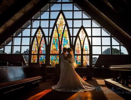 Navy Wedding at Gainesville First United Methodist Church