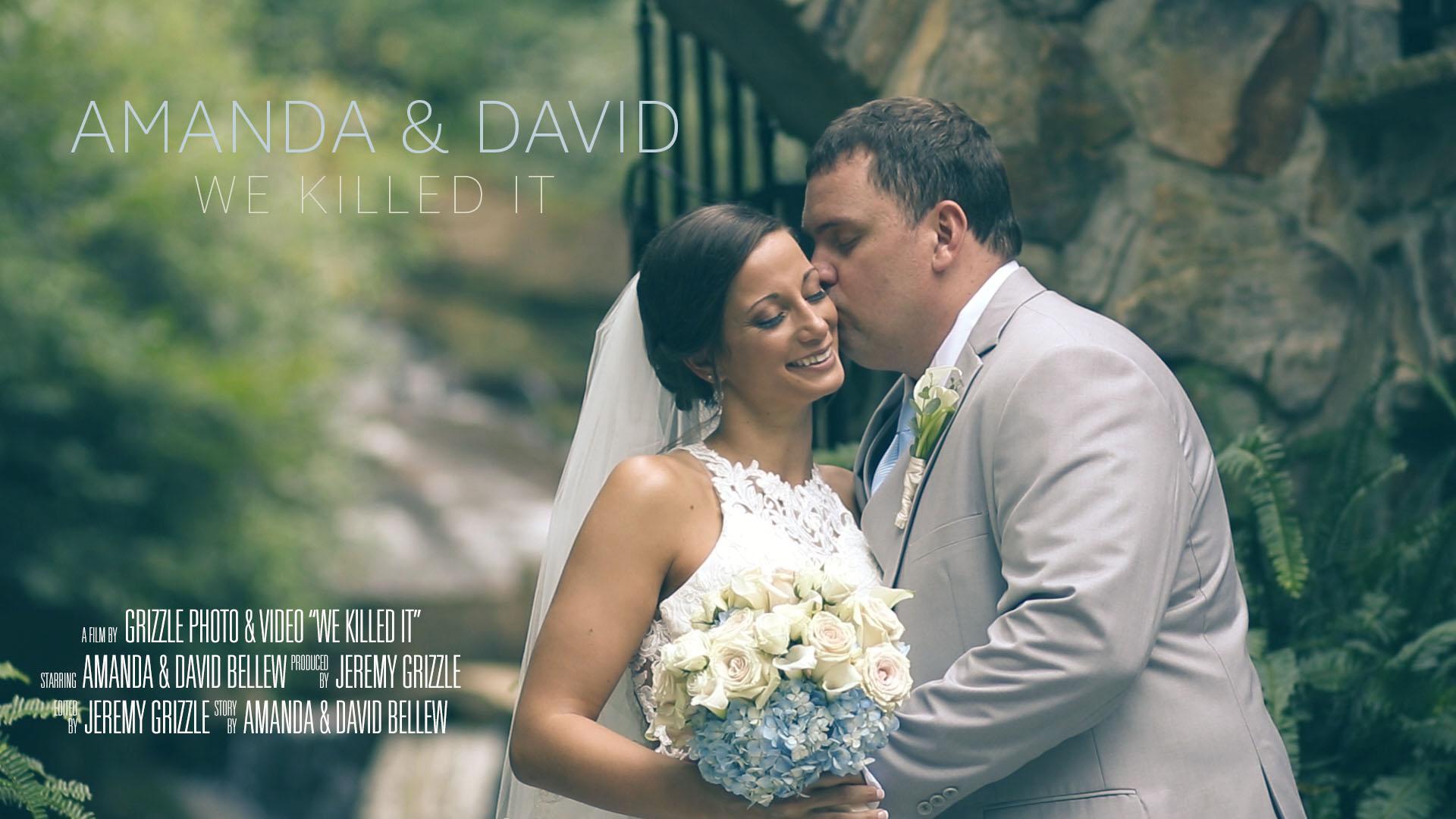 Chota Falls Wedding Video