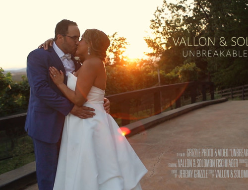Wolf Mountain Vineyard Wedding Film