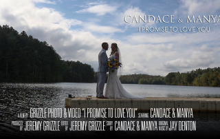 Crystal Falls Lake Wedding Film