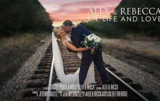 550 Trackside Wedding Film