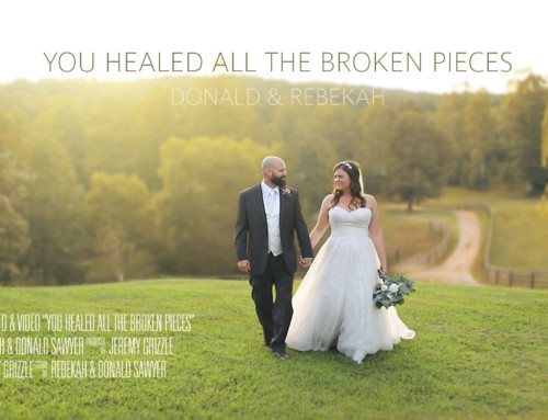 You Healed All The Broken Pieces