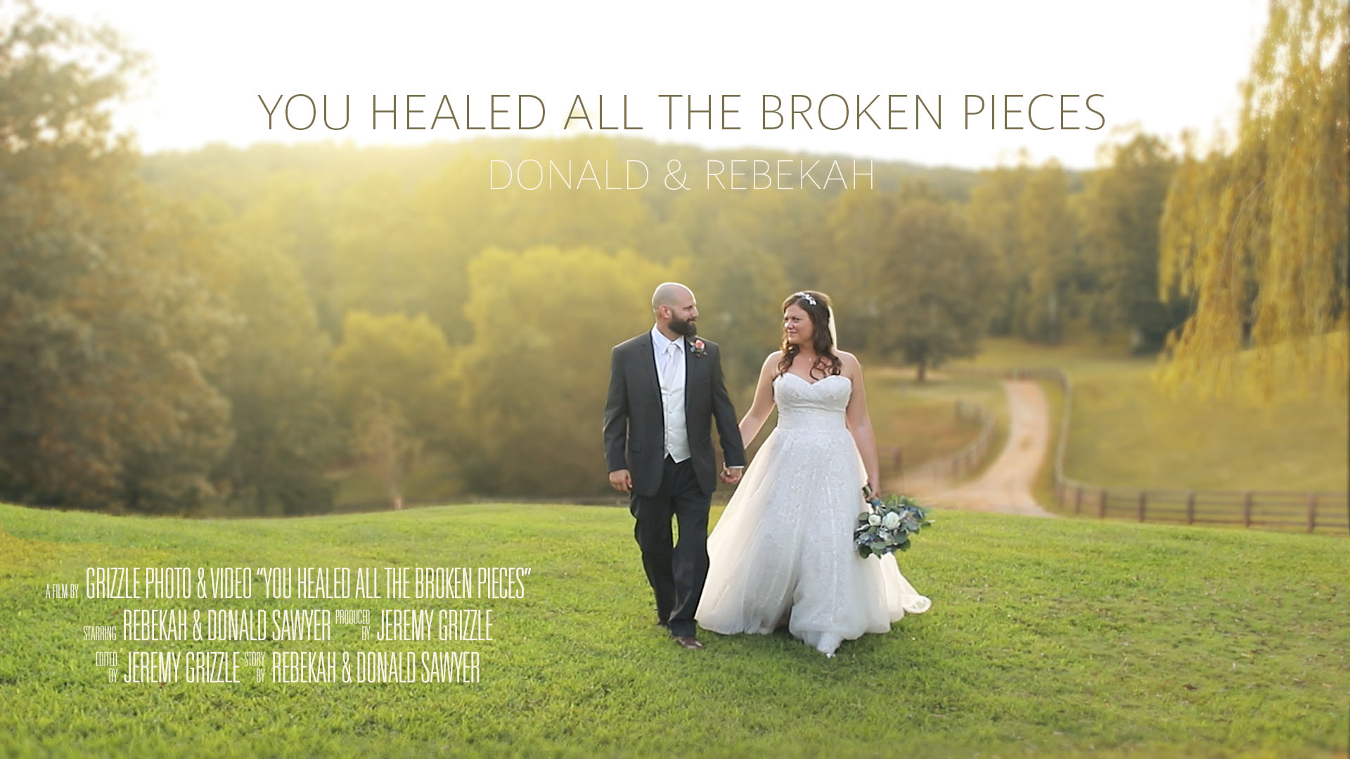 Willows Farm Wedding Film