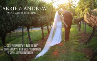 Wolf Mountain Winery Wedding Film