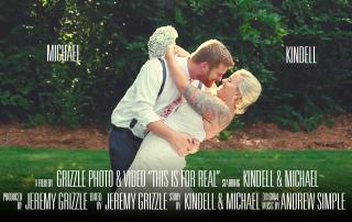 Southern Backyard Wedding Film