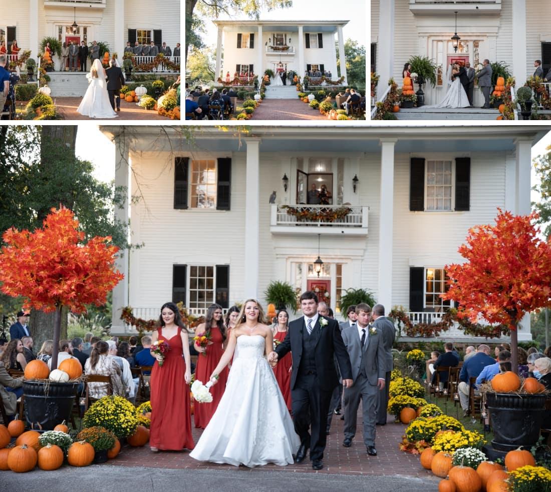 Dahlonega Wedding Ceremony