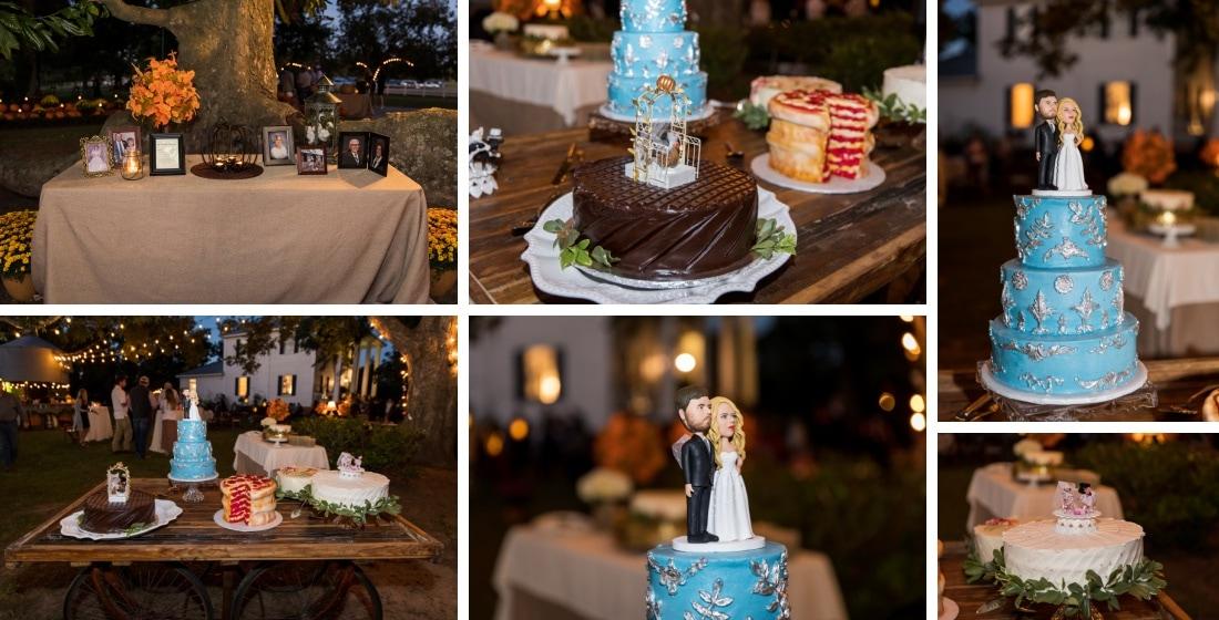 Dahlonega Wedding Reception