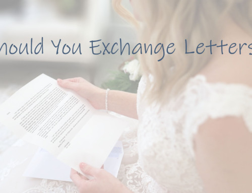 Wedding Films – Should You Exchange Letters?