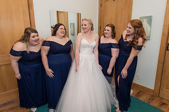 Juliette Chapel bridal suite